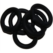 Picture of Tube Stoes Black