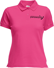 Picture of Ladies Polo T-Shirt
